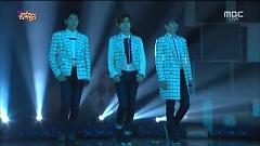 Hearthrob (141213 Music Core) - Infinite F