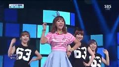 Hollywood (130728 Inkigayo) - Koyote