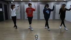 In Front Of The Mirror (Dance Practice) - Glam