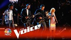 The Thrill Is Gone (The Voice 2015) - Blake Shelton, Adam Levine, Pharrell Williams, Christina Aguilera