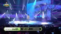 Masterpiece Of You (140514 Show Champion) - Wheesung