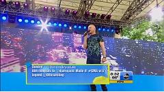 Catch Tomorrow (Live On Today Show) - Sting, Afrojack