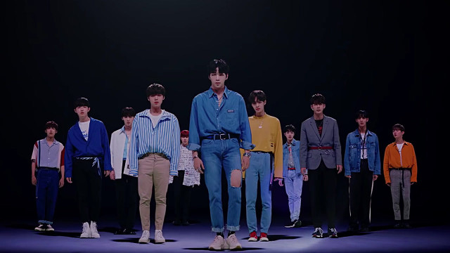 Light - Wanna One