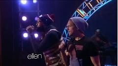 Rough Water (Live At The Ellen Show) - Travie McCoy, Jason Mraz