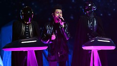 Starboy, I Feel It Coming (Grammy Awards 2017) - The Weeknd, Daft Punk