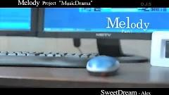 Melody Moderato (Vocal Alex) - KRYSTAL