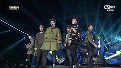 Apology, Anthem & RHYTHM TA (MAMA 2015) - iKON