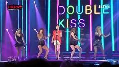 Double Kiss (140624 The Show All About K-pop) - Lena Park