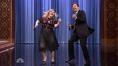 History Of Duets (Live On Jimmy Fallon 03-02-2015) - Kelly Clarkson, Jimmy Fallon