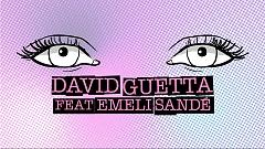 What I Did For Love (Lyric Video) - David Guetta, Emeli Sandé