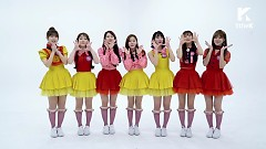 Coloring Book (Choreography Mirrored) - OH MY GIRL