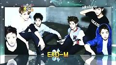 Mama (120908 Ystar Asian Star's Show) - EXO-M