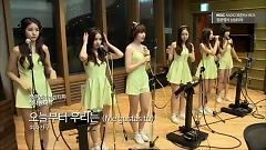 Me Gustas Tu (150818 MBC Radio) - G-Friend