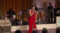 Last Dance (Live At The White House 2014) - Tessanne Chin
