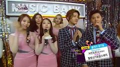 Interview (140207 Music Bank) - Girl's Day, DBSK
