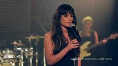 Battlefield (Live At Walmart Soundcheck) - Lea Michele