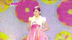 Not An Easy Girl (150214 Music Core) - Lizzy (After School)
