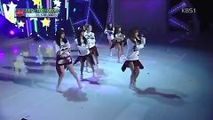 Tell Me Tell Me (141220 Music Bank) - Rainbow