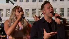 Unpredictable (Live) - Olly Murs, Louisa Johnson