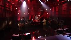 Hate The Taste (The Tonight Show With Jay Leno) - Black Rebel Motorcycle Club