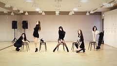 Rollin' (Dance Practice Civilian Clothes Ver) - Brave Girls