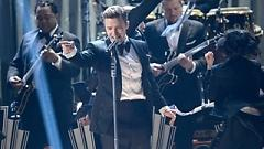 Suit & Tie, Pusher Love Girl (Grammy 2013) - Justin Timberlake, Jay-Z