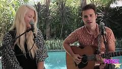 Prove It To You (Acoustic Perez Hilton Performance) - Kris Allen, Lenachka