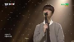 Time Forgets (150324 The Show) - Yoon Hyun Sang