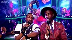 Pure Imagination (The Voice UK 2014) - Will.i.am, Jermain Jackman
