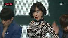Truth Or Dare (140226 SBS The Show All About K-pop) - Ga In
