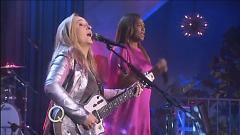 The Chain (The Queen Latifah Show) - Melissa Etheridge, Queen Latifah