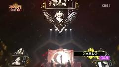 Miss Korea & Bad Girls & Baaam (131227 Kbs Gayo Daejun) - Lee Hyori, Dynamic Duo