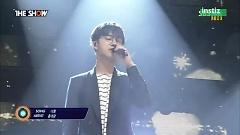 With You (150623 The Show) - Hong Dae Kwang