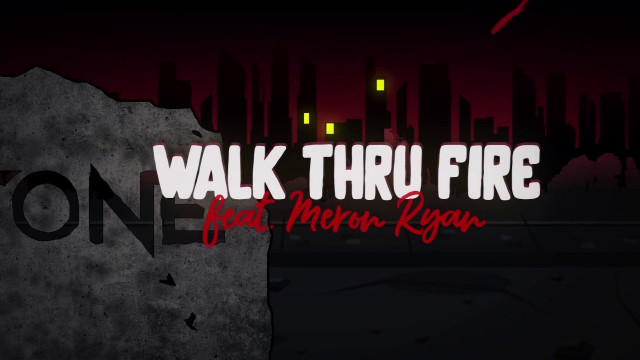 Walk Thru Fire (Lyrics) - Vicetone, Meron Ryan
