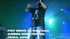It's Goin' Down (Summer Sonic 2006) - Fort Minor