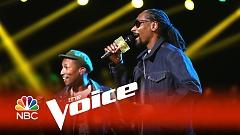 California Roll (The Voice 2015) - Snoop Dogg, Pharrell Williams