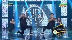 Tell Me One More Time (150515 Music Bank) - Jinusean, Hyosung (Secret)