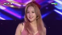 Shake Me Up (150428 The Show) - So Yumi