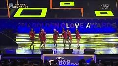 Tell Me Tell Me (141209 2014 Golden Glove Awards) - Rainbow