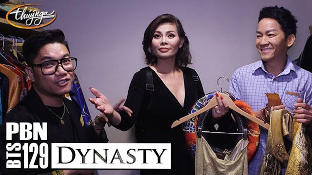 Paris By Night 129 - Dynasty (Behind The Scenes) - Various Artists