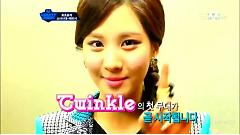 Twinkle - Coming Up Next - M Countdown - Seohyun