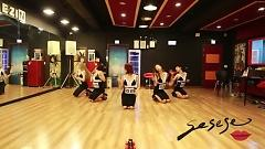 SeSeSe (Dance Practice) - Chaness (LPG)