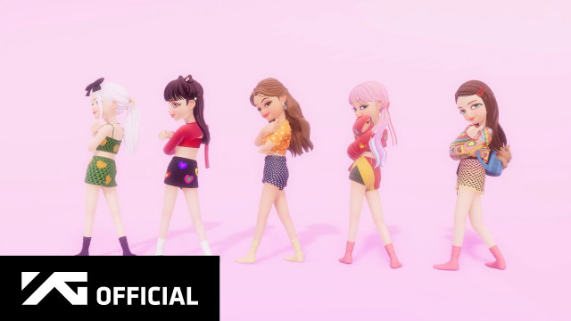 Ice Cream (Dance Performance) (in ZEPETO) - BLACKPINK, Selena Gomez
