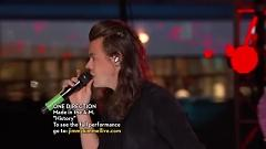 History (Jimmy Kimmel Live) - One Direction
