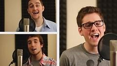 Rolling In The Deep - Someone Like You - Turning Tables (Adele Cover) - Michael Henry & Justin Robinett, Alex Goot