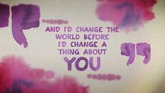 About You (Lyric Video) - Shane Filan