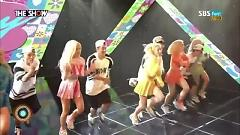My Oh My (150825 The Show) - myB