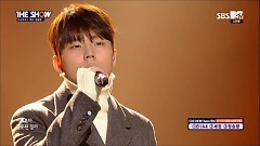 The Fool (161206 The Show) - Jung Seung Hwan