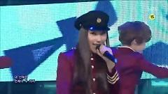 Pika Burn-juck (140302 Inkigayo) - GP Basic