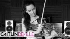 Crying in the Club (Electric Violin) - Caitlin De Ville